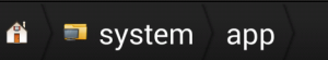 System/app